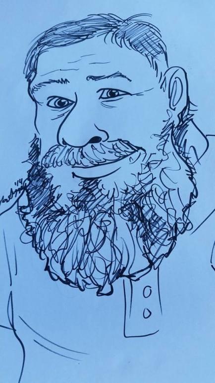 Caricature, Me